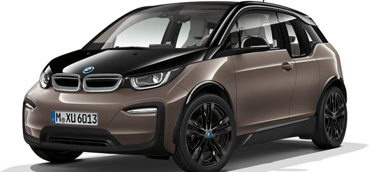 Punto de recarga BMW i3